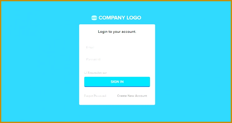 registration form template 10 login form templates free premium creative template template 394744