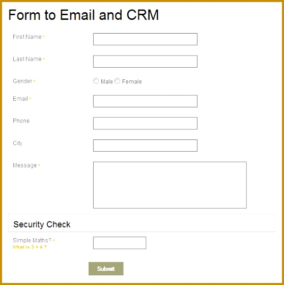 email form template 35 best contact form templates free premium templates template 558560