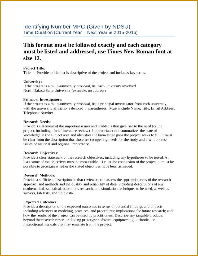 Research Proposal Format 02 1083837