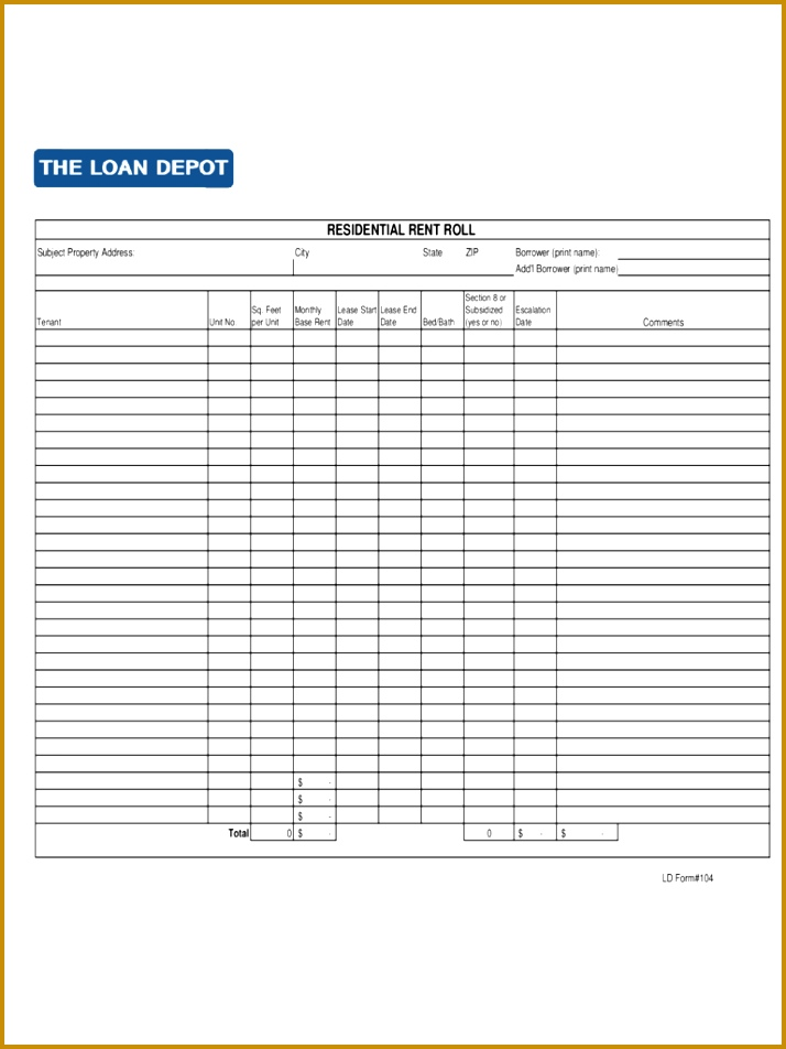 Free Rent Roll Spreadsheet Temaplates Download GreenPointer Free Rent Roll Spreadsheet Temaplates Download Free Rent Roll 952714