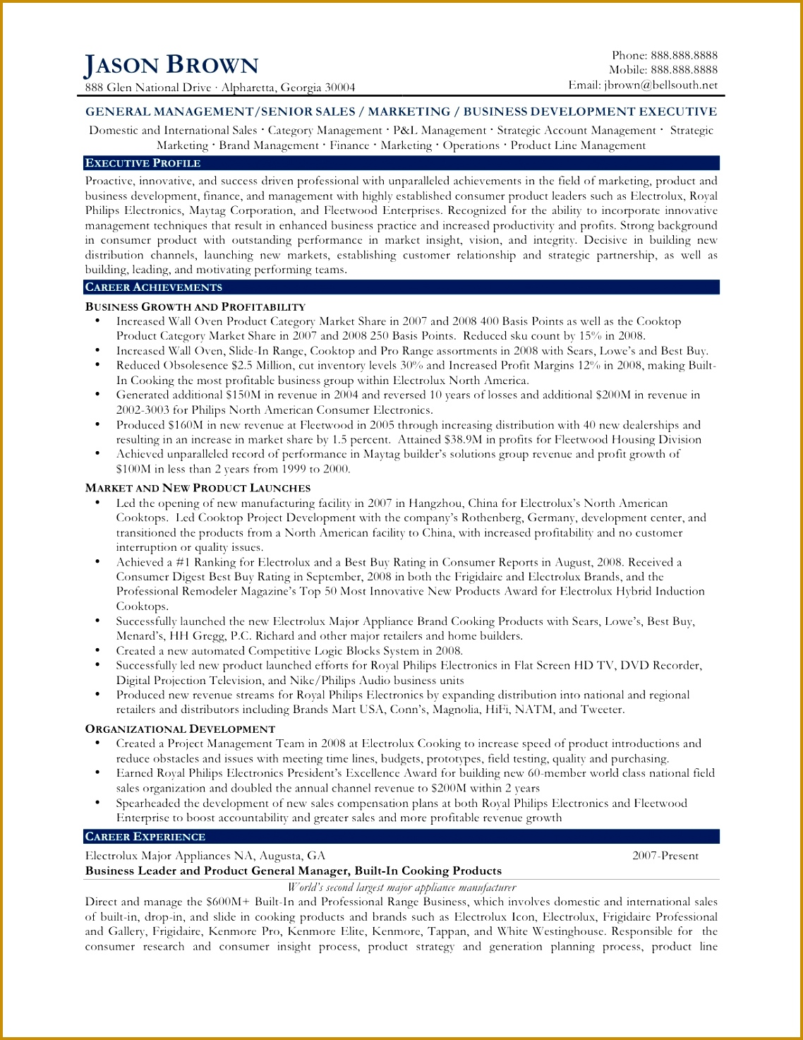 5 Sales and Marketing Manager Job Description Pdf | FabTemplatez