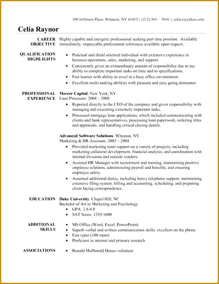 Hr Assistant Job Description Pdf