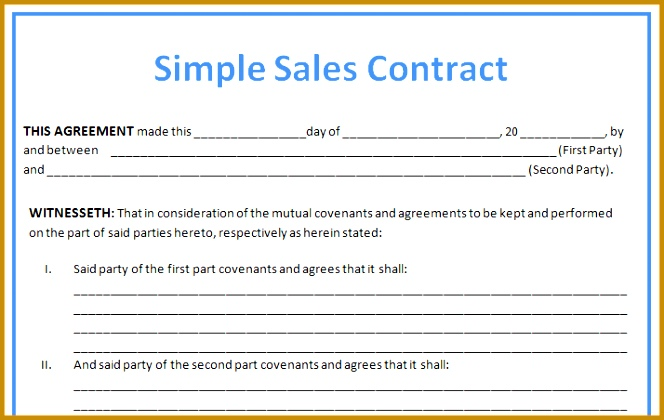 Car Purchase Contract Pdf Personal Contract Purchase Pcp Moneysavingexpert Sales Contract Templatesales Contract Templatepng Letterhead Template 664420