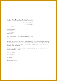 Sales Letter Sample Full Block Style Confirmation Letter Sample Business Letter Samples 276195