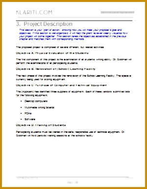 Software Business Proposal Template Project Proposals Template Project Program Proposal Format Templates 300387