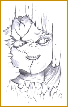 Chucky Drawings 346219