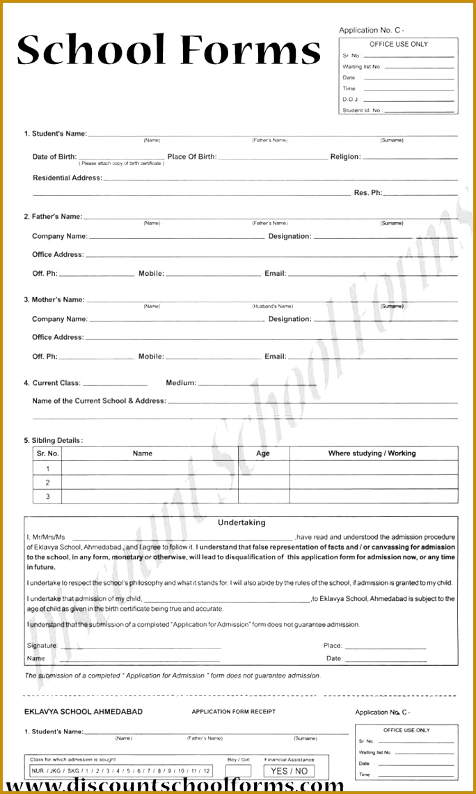 Get your free School Admission Form Modify this School Form template and add it to your website in seconds Customize it using over 30 themes 1140684