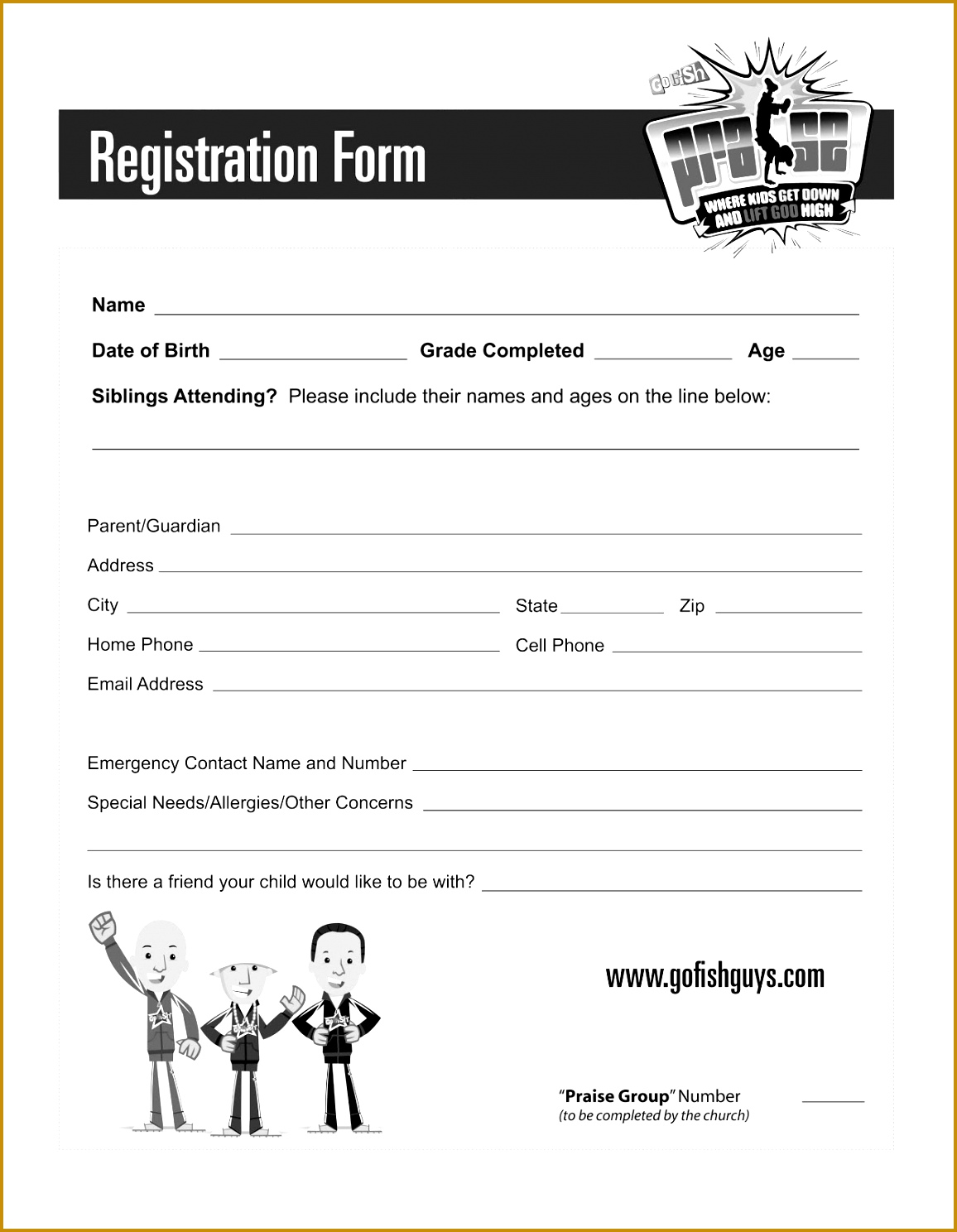 100 Membership Application Form Template Word Application Church Registration Form Church Registration Form Church Registration Form 14881156