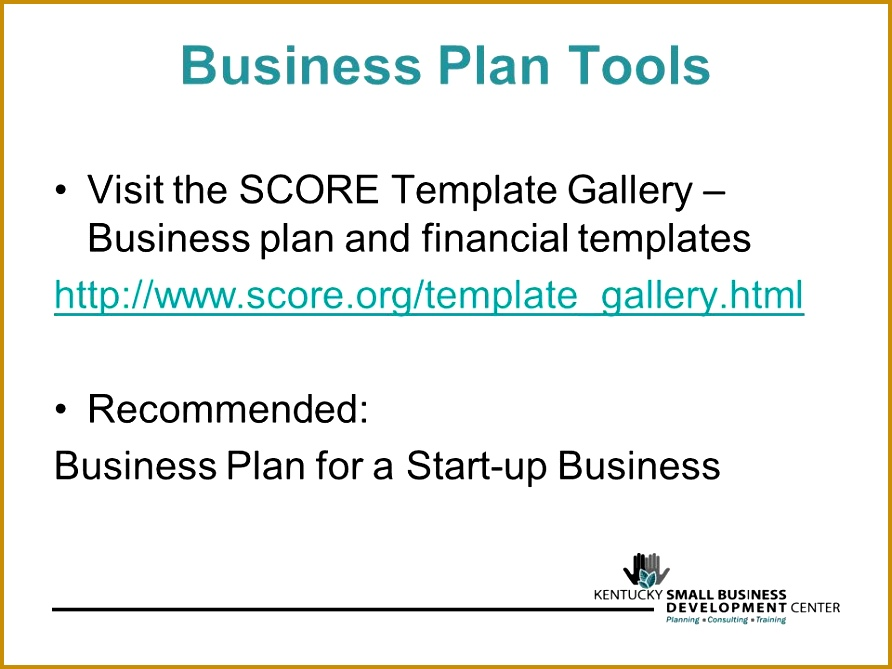 27 Business Plan Tools Visit the SCORE Template Gallery – Business plan and financial templates galleryml Re mended 892669