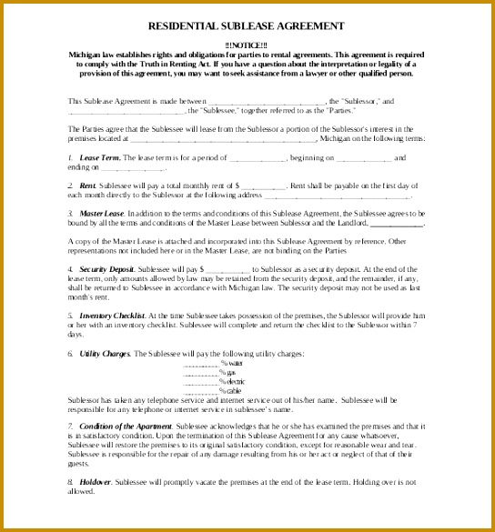 Agreement Format For Security Services Images  Agreement Letter Format
