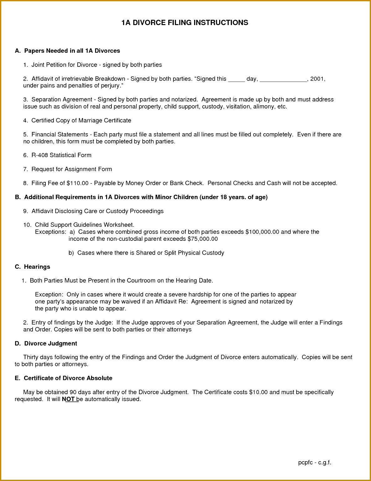 Separation Agreement tario Template by Separation Agreement Sample Massachusetts Best Resumes Curiculum 15341185