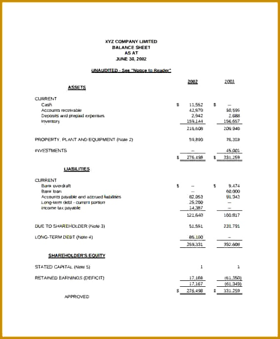 Simple Income Statement Example Simple Income Statement Income