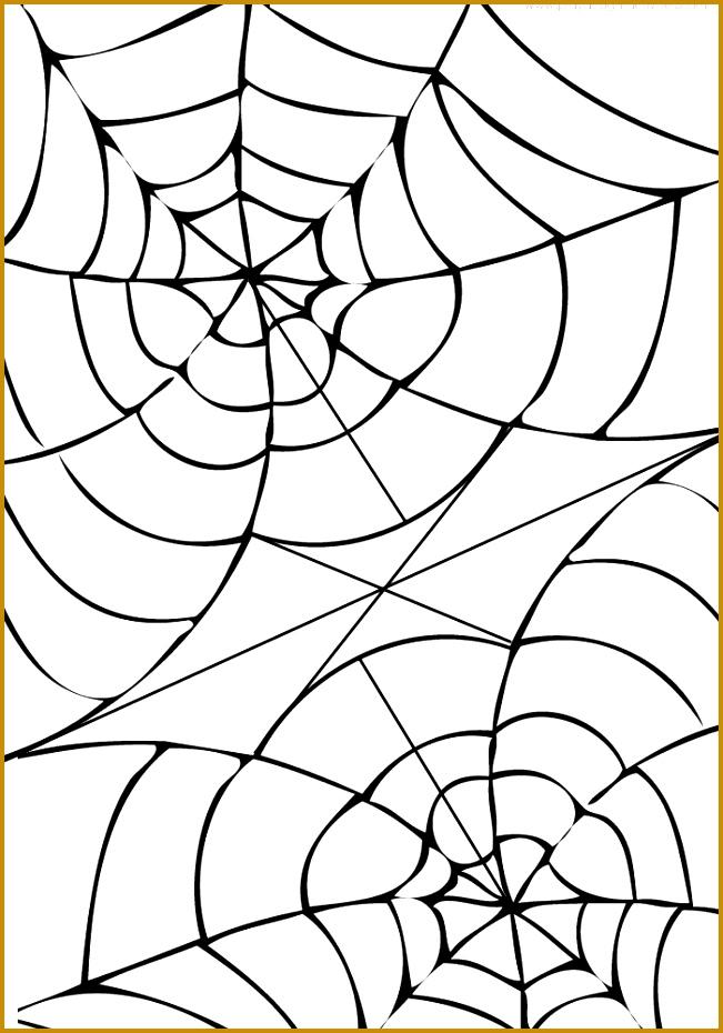7 Spider Pattern Printable   FabTemplatez