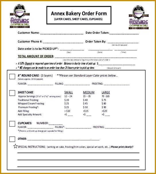 3 Standardized Recipe Form Template Fabtemplatez