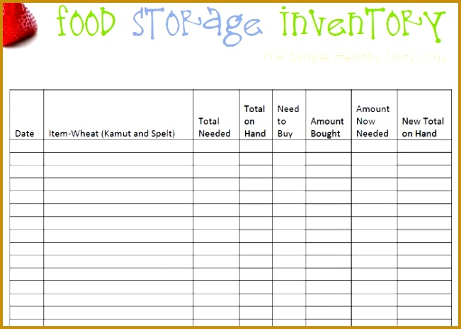 Download 10 Stock Take Spreadsheet Template Excel Format 465651