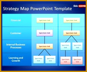1113 strategy map powerpoint template 232279