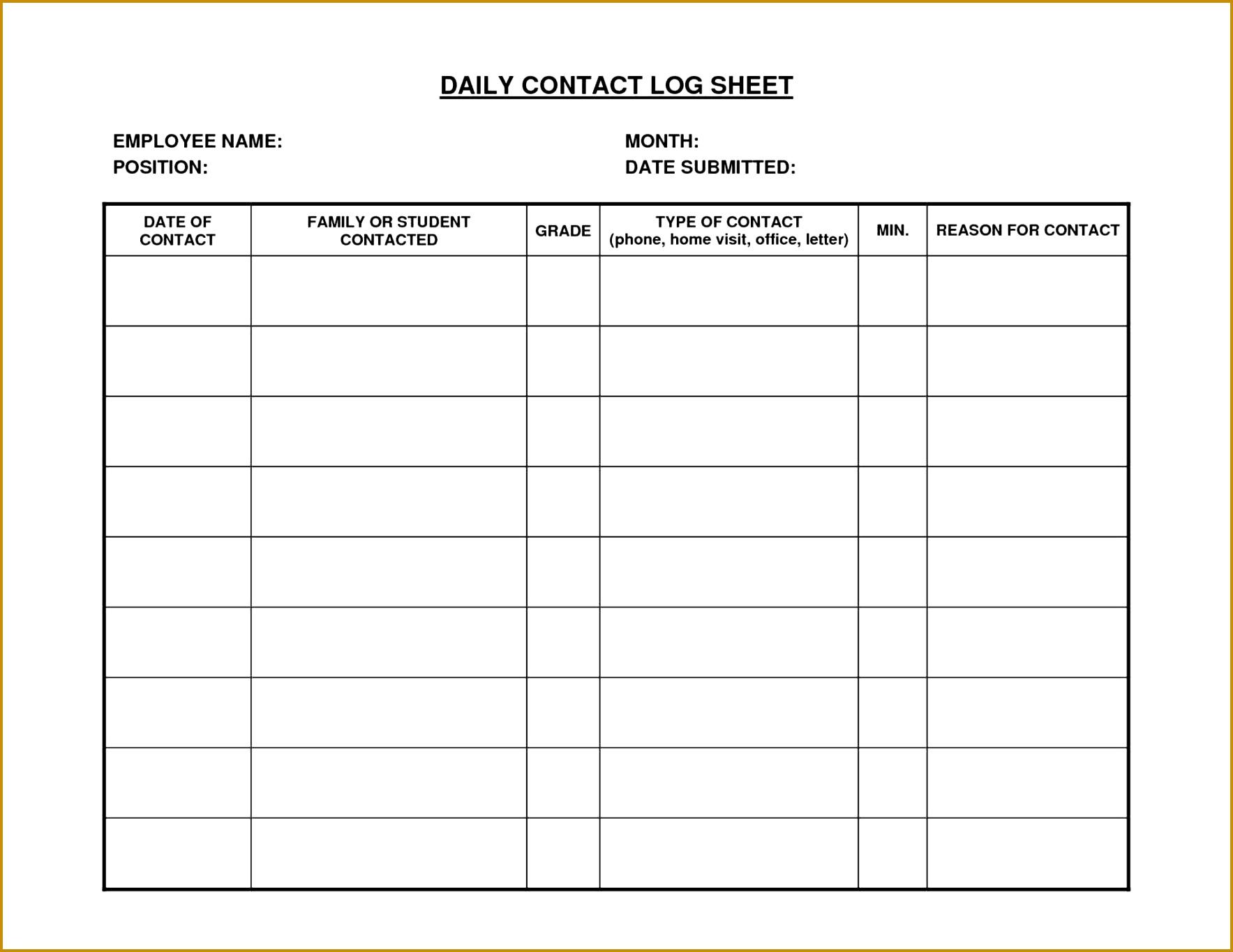 Business Sheet Templates Payroll Sheets Template Resume Sheet Template Business Forms Pinterest Logs Maintenance Memo Templates Maintenance Job Log Sheet 17671365