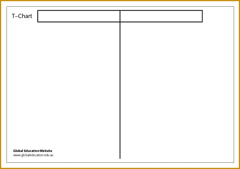 t chart template 12 591836