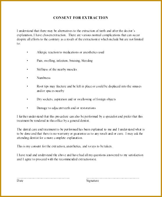 tattoo release form template - 6 tattoo consent form template fabtemplatez
