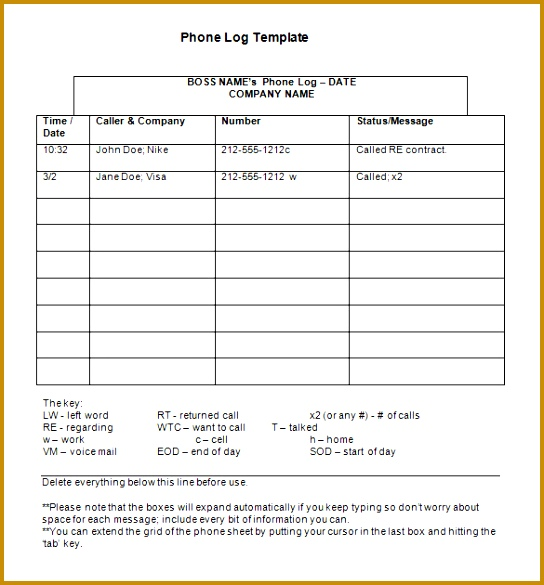 Unusual Free Phone Message Template Contemporary - Example Resume ...