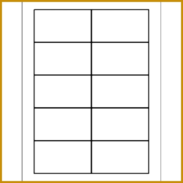 Template For Place Cards Per Sheet FabTemplatez - Place card template 6 per sheet