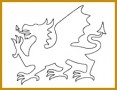 7 Template Of A Dragon