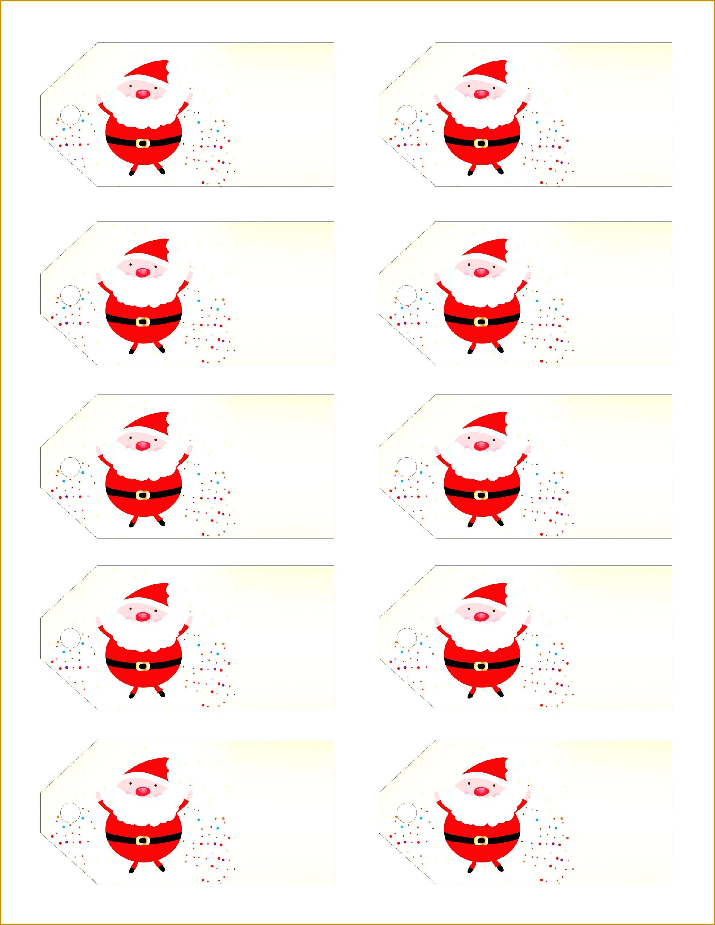 Christmas Gift Tags 30692371