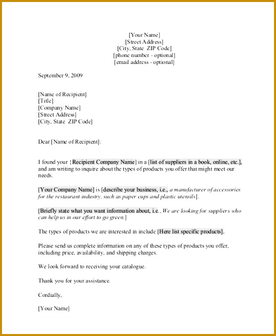 37 Sample Business Letters in PDF 678558