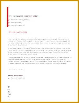 Kinds Business Letters And Examples Pdf Cover Letter Templates 331255