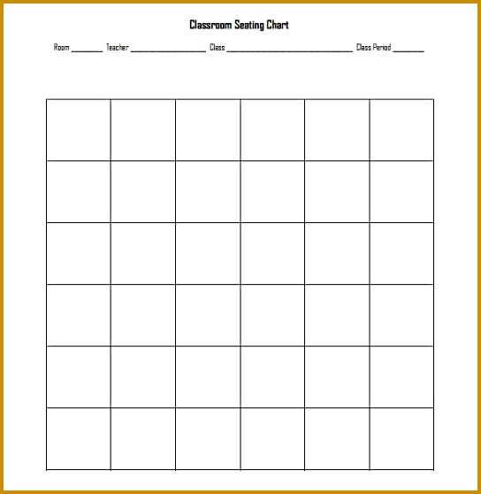 Great Classroom Seating Chart Template Photos - Example Resume Ideas ...