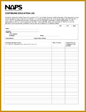Log sheet 358277