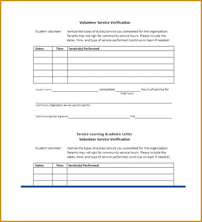 Community Service Timesheet Template timesheet template community ...