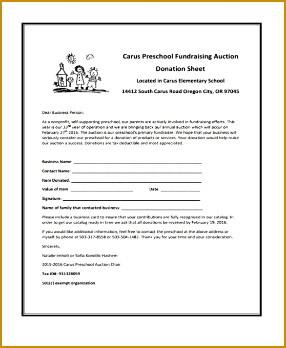 walkathon registration form template