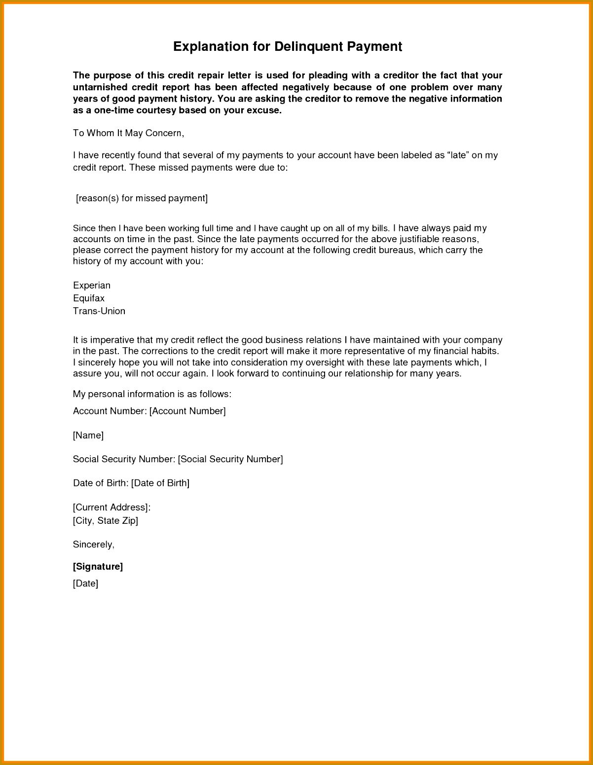 Business Letters Sample Final Warning Letters Critical Care Nurse Explanation Letter Sample For Mistake At Work 12021551