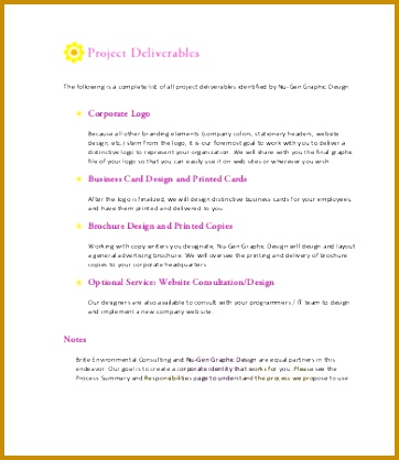 Design Proposal 8 Free Word Pdf Documents Download 362418