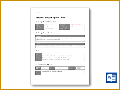 website change request form template - Www.rule-of-law.us