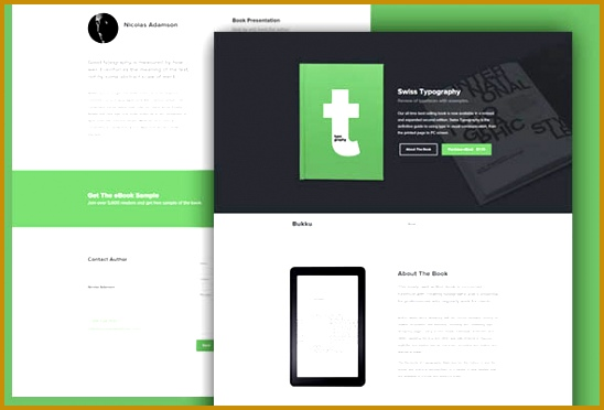 ebook free 5 css3 bootstrap template 372548