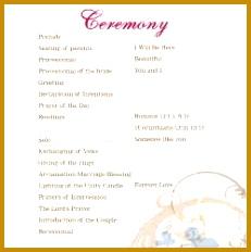 wording for wedding anniversary programs 13 25th wedding anniversary program template images vow renewal wedding program 232231