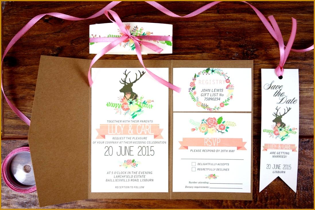 wedding invitation ideas beautiful free printable wedding Wedding invitations 1098731