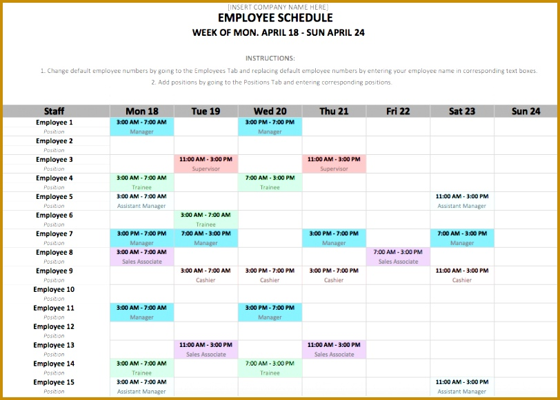 Weekend On Call Schedule Template FabTemplatez - Weekend on call schedule template