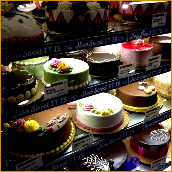 Cakes at Whole Foods Market Tribeca 548548