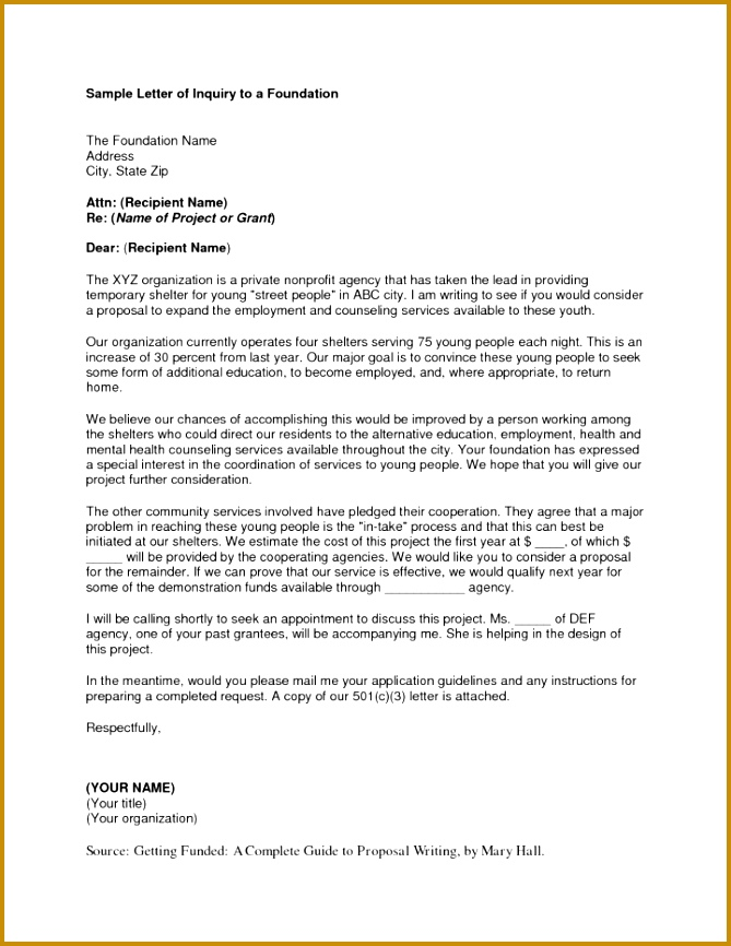 sample letter of support for grant proposal do ents ojazlink cover Cover Letter For Grant Proposal 866669