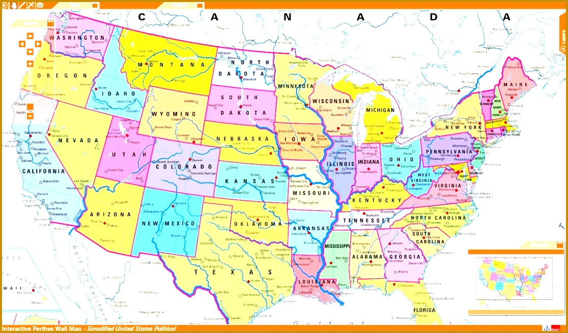 Usa Map Bing Download Free US Maps Poster United New Free us map 6551116