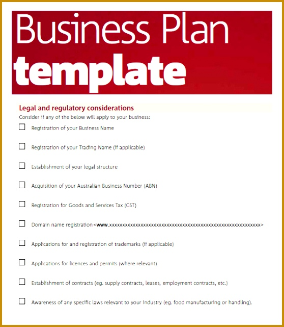 5 Business Plan Templates Word Excel PDF Templates 641558