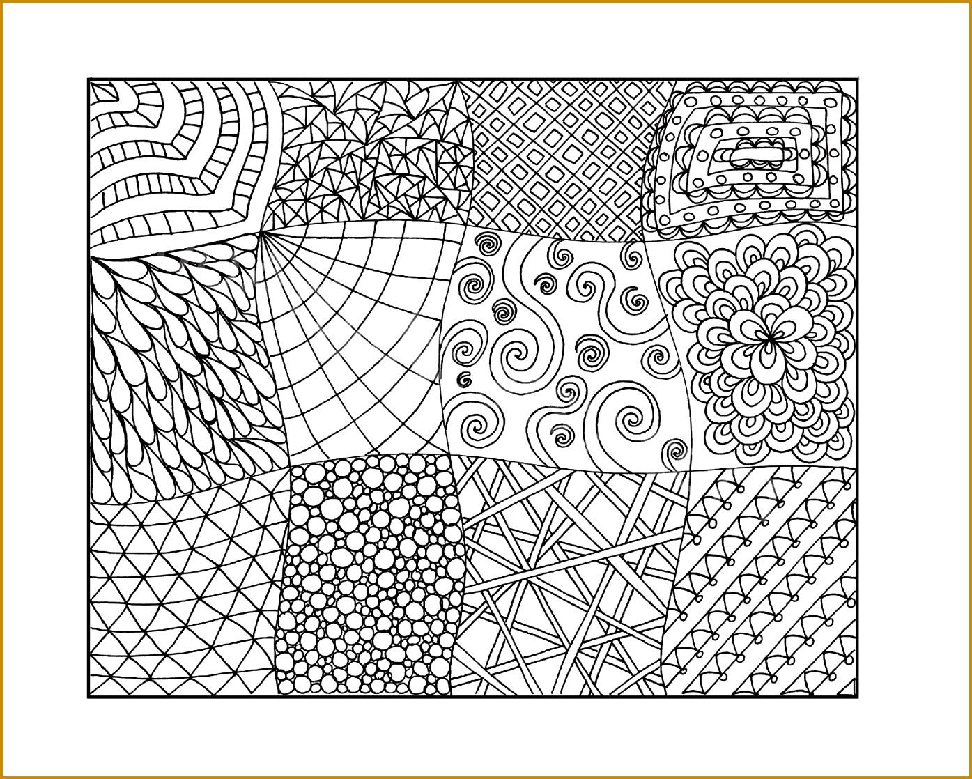 Zendoodle Patterns 11181395