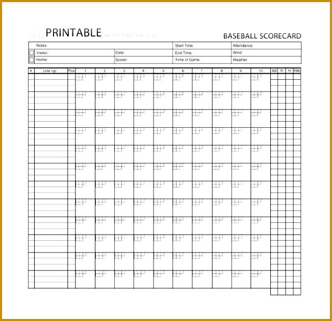 baseball scorecard template 58382 5 baseball scorecard with pitch