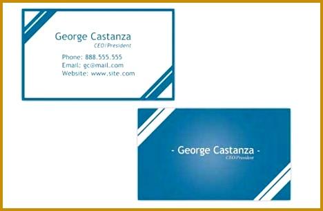 business card templates 305468