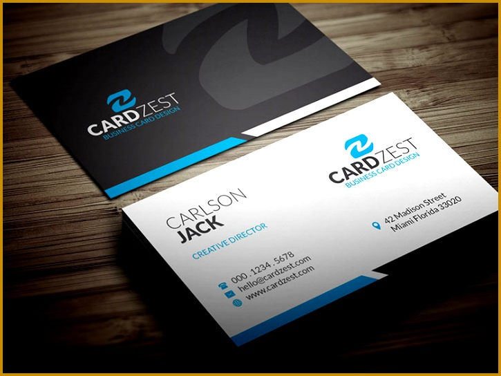 business card 725544