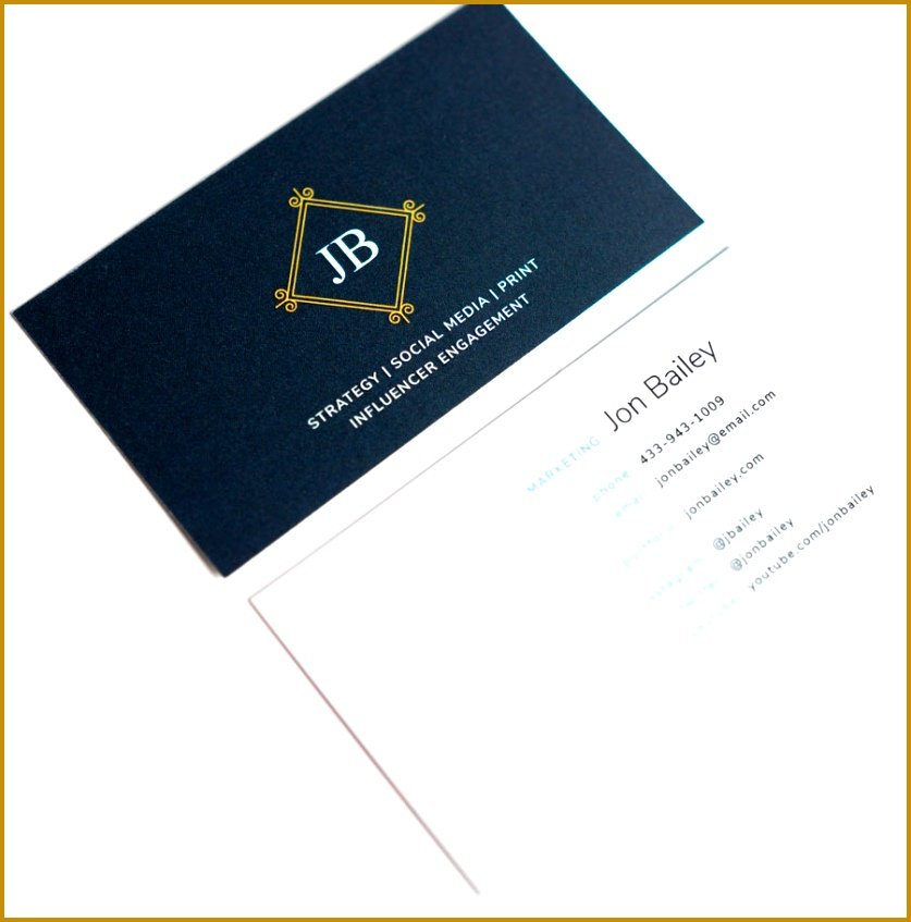 5 free modern business card templates why business cards are even more critical in the digital age 847837