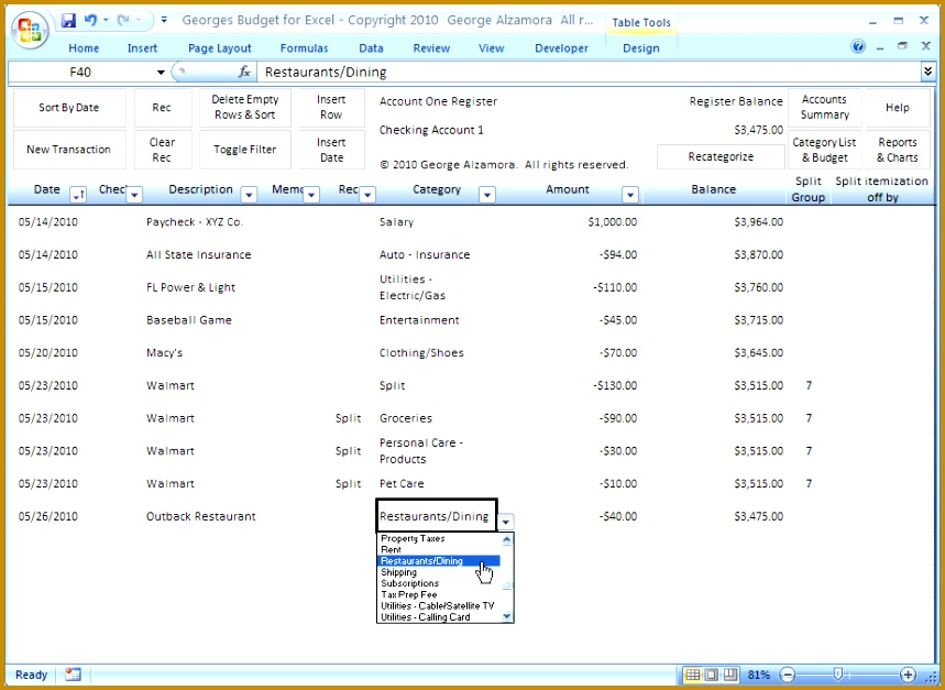 It is an image of Exceptional Free Printable Check Register With Running Balance